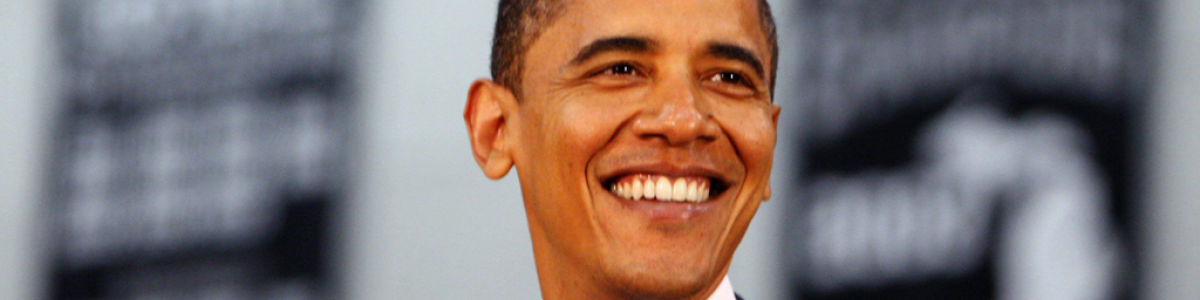 Headline for Top 10 Reasons Why We Love Barack Obama