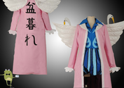 One Piece Mr. 2 Bon Clay Cosplay Costume