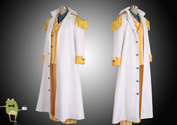 One Piece Cosplay Costume Admiral Kizaru Borsalino Coat