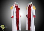One Piece Marine Admiral Akainu Sakazuki Costume Play Buy