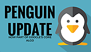Penguin is Now a Real-Time Component of Google's Core Algorithm - Search Engine Journal