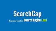 SearchCap: Google iOS app, broken AMP & Apple results