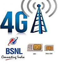 Buy BSNL 4G Express SIM Card Free - Online Booking Registration Offer