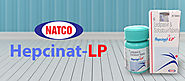 Natco Hepcinat LP Tablets | Ledipasvir Sofosbuvir Tablets India | Indian Hepatitis Medicines
