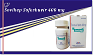 Sovihep 400mg Sofosbuvir Tablets | Sovihep 400mg Tablets Zydus Heptiza | Generic Hepatitis Medicines Wholesale Distri...