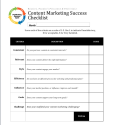 A Checklist for Measuring Your Content Marketing Success