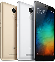 Android Mobile Phone - Xiaomi Redmi Note 3 (32GB) | Shop Online at poorvikamobile.com