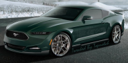 2015 Ford Mustang to get 2.3-liter EcoBoost 4-cylinder with 310 horsepower? | Mustangs Daily