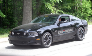 Spied: 2015 Ford Mustang caught testing with independent rear suspension | Mustangs Daily