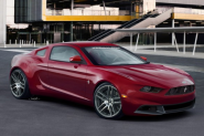 2015 Ford Mustang rendered...again | Mustangs Daily