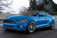 2015 Ford Mustang rendered with Evos design cues | Mustangs Daily