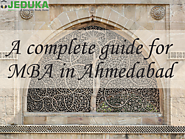 Why to choose Ahmedabad for MBA – Anyone have Colleges List and its Ranking?