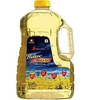 Hudson Canola Edible Oil (Cooking) 3 ltr