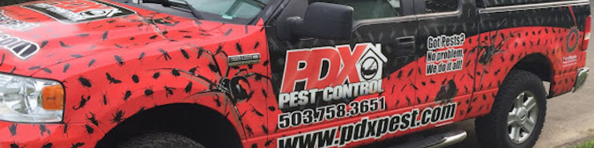 Headline for Pest Control Gresham