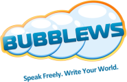 Bubblews - Speak Freely. Write Your World.