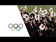1964 Tokyo Olympic Games Opening Ceremony