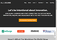 Ajjuliani.com - Innovation in Education