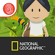 National Geographic Puzzle Explorer - A Fingerprint Network App
