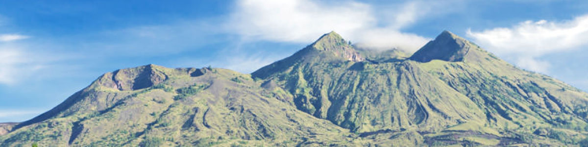 Headline for Top Volcanoes in Bali – The Best Adventure Trails