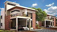 Villas in Coimbatore, Luxury Villas In Coimbatore - Jrd Royale Villas