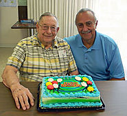 Bob Kossow Turns 95! Happy Birthday!