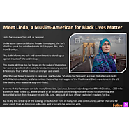 Meet Linda, a Muslim-American for Black Lives Matter - New Sincerity
