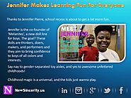 Jennifer Makes Learning Fun For Everyone - NewSincerity.us
