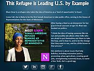 This Refugee is Leading U.S. by Example - NewSincerity.us