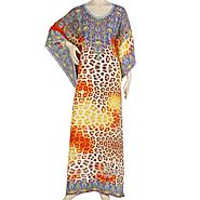 Buy Animal Print Jilbab in Singapore