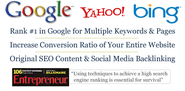 Affordable SEO Packages, Organic Search Engine Optimization Services