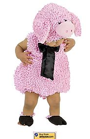 Cute Halloween Costumes For Babies - Squigly Piggy Baby Halloween Costume
