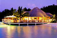 The fabulous Maldives islands' resorts will probably be the best feature of your tropical getaway.