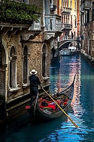 The magic of Venice calls to lovers everywhere.