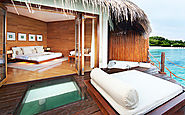 5-star resorts in Maldives