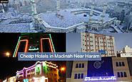 Top 5 Cheap Hotels in Madinah Near Haram - Low Price Hotels Near Haram | Hotels in Madinah Near Haram | Hotels Near H...