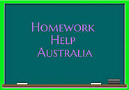Online Assignment Help and Homework Help service Australia