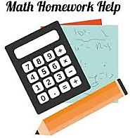 Online Math Assignment Help and Online Math Homework Help