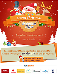 Christmas Offers, New Years Offers On Web Hosting Services - i2k2 Blog