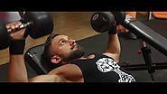 Trec Nutrition Ukraine: chest day