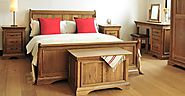 Fortune Woods Oak Bedroom, Living and Dining Room Furniture