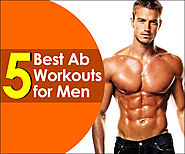 5 Best Ab Workouts for Men to Build Six Pack | Abs Exercises