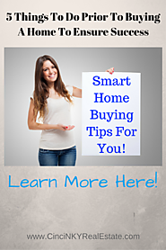 5 Smart Tips To Use Prior To Buying A Home