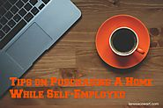 How Can A Self Employed Person Buy A Home?