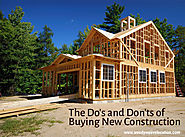 20 Tips For Buying A New Construction Home