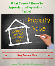 What Causes A Home To Go Up Or Down In Value?