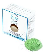 The Best Facial Cleanser Konjac Sponge Ocean5 with Konjac Fibre