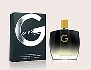 Save Up to 70 % on GUILD - Eau De Toilette Pour Homme 100ml by NUVO Parfums