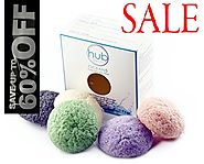 The Best Facial Cleanser Konjac Sponge Ocean5