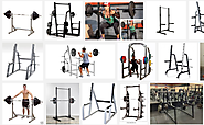 Get A Squat Rack to Work Out At home
