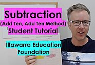 Subtraction Trading (Add Ten, Add Ten Method), Borrow Payback Subtraction (Yr 3-6) #5